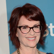 Megan Mullally's Short Hairstyle