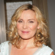 Kim Cattrall's Bouncy Curls