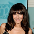 Mary Steenburgen's Blunt Bangs