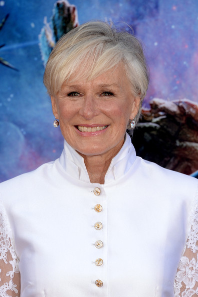 Glenn Close's Piecey Pixie
