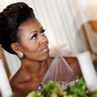 Michelle Obama's Wedding-Ready Updo
