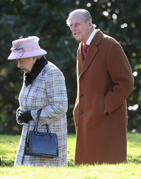 Prince Phillip Has Rules On Walking