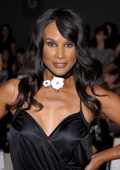 Beverly Johnson's Long Curls