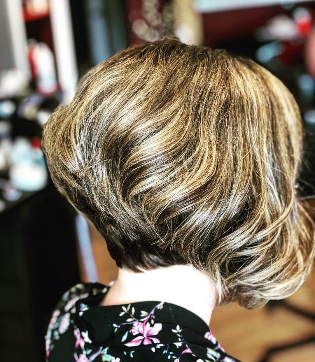 Best Bob Hairstyles For Women Over 50 - It's Rosy