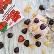 Gone Berry Crazy Dark Chocolate Covered Strawberry Pieces