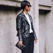 Layer Up With Leather Jackets