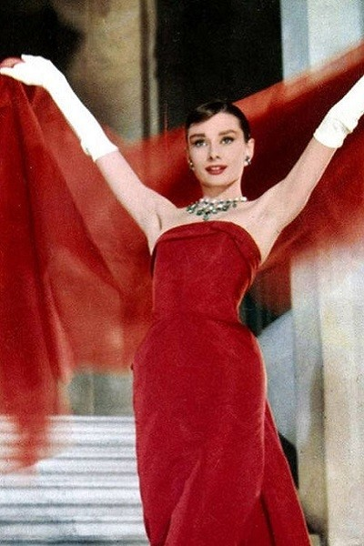 1957: 'Funny Face'