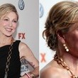 Tatum O'Neal's Formal Updo