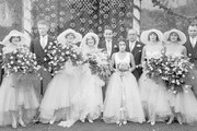 Wedding Trends Through The Decades