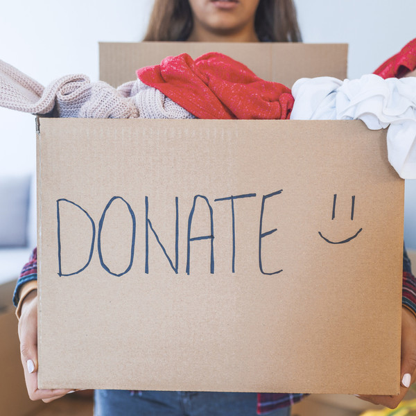 Donate Or Recycle