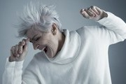 Edgy Gray Haircuts: These Aren't The Gray Hairstyles Your Grandma Wore
