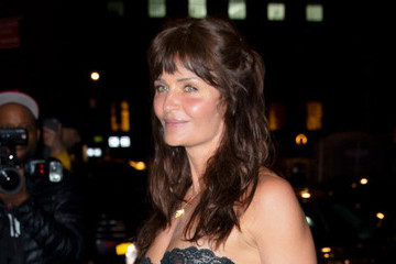 Helena Christensen Proudly Shows Off Her Sexy, Over-50 Beach Bod