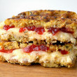 Mashed Potatoes, Munster, & Cranberry Grilled Cheese