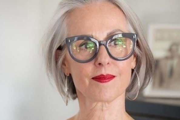 Stylish Gray Long Bobs To Inspire Your Next Hair Appointment