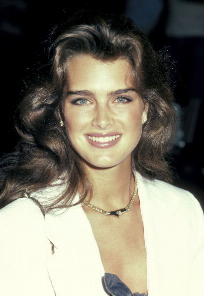 Brooke Shields, Back Then