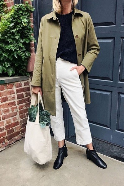 Dust Off The Trench Coats