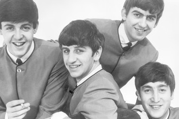 See Rare Pics Of The Beatles From Their Early Days