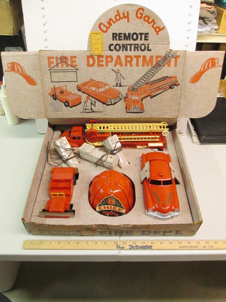 Fire Department Sets: $750