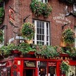 Get A Drink At The Temple Bar In Dublin
